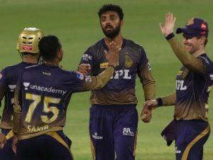 KKR enters IPL 2021 final